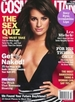 Lea Michele Covers Cosmopolitan March 2011 Issue