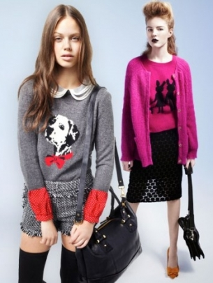 Topshop 2011 Fall Lookbook