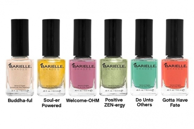 Barielle Nail Polish Collection 2011