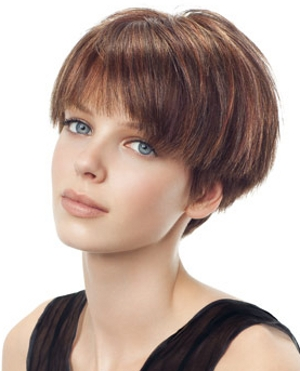 wonderful short hairstyle ideas