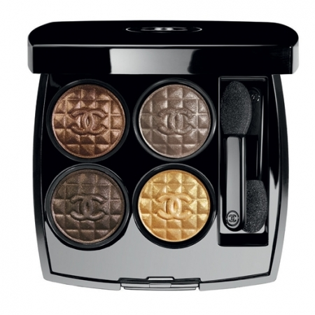 Chanel Byzance Regard Signe de Chanel Eyeshadow Quad