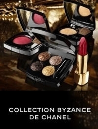 Chanel Byzance Makeup Collection for Fall 2011