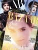 Emma Watson, 'Good Girl versus Bad Girl' Shoot for Harper's Bazaar UK