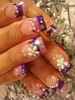 Glitzy Glam Nail Art Designs