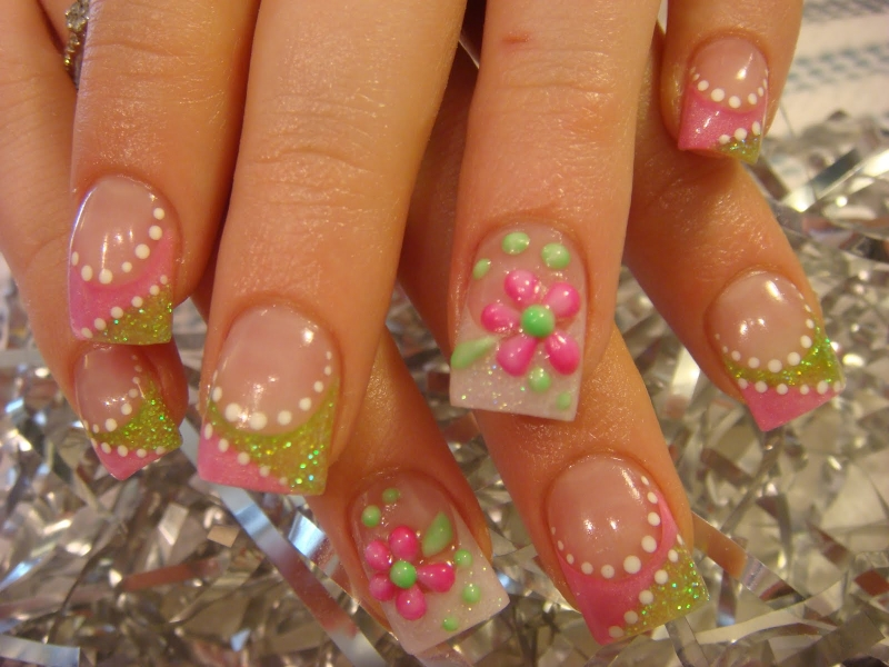 Nail art how to make designs on nails womanly interests - Nail art chic ...