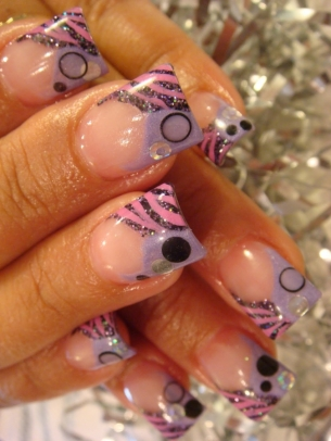 Chic Nail Art Designs