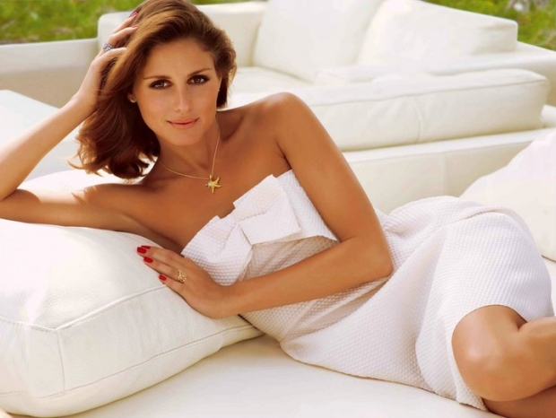 Olivia Palermo for Carrera y Carrera