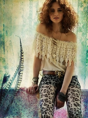 Free People July 2011 Lookbook