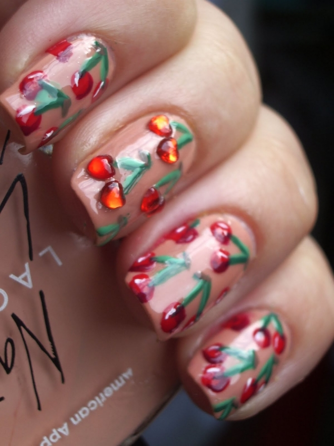 Party Season Nail Art Trends