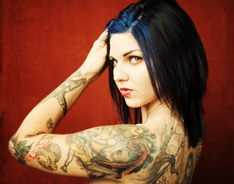Sleeve Tattoo Designs for Women