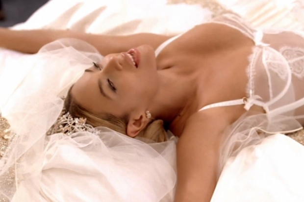 Beyonce Bridal Beauty in The Best Thing I Never Had