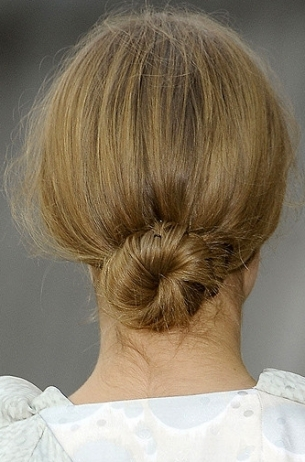 How to Style a Ballerina Bun