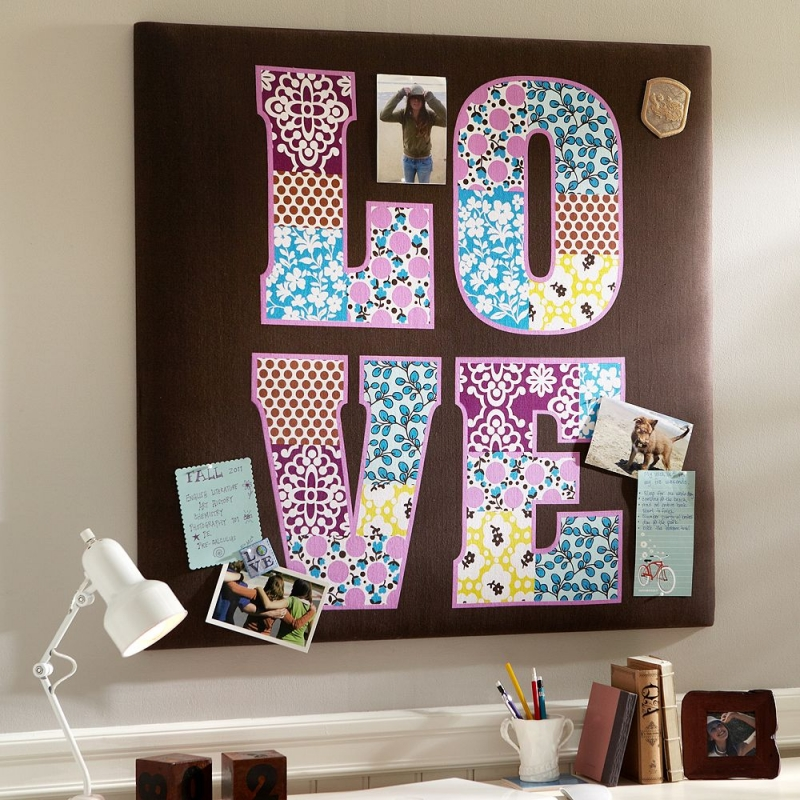 Teenager Zimmer Deko Selber Machen : easy wall decoration ideas for teen rooms ~ Watch28wear.com Haus und Dekorationen