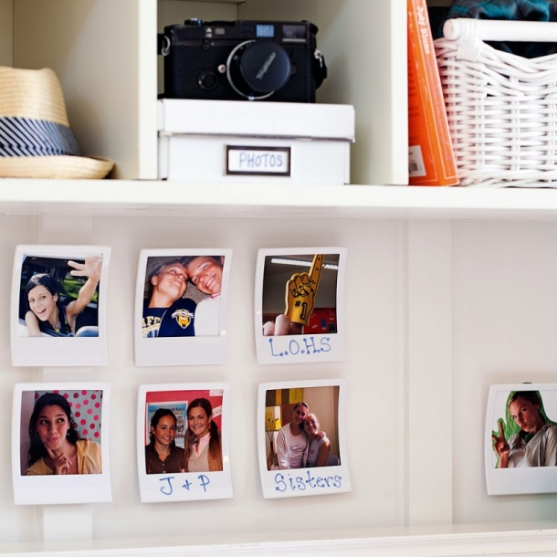 Polaroid Wall Decoration
