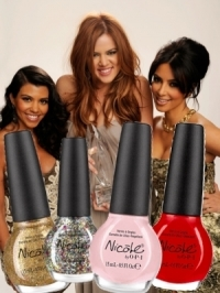 Kardashian Kolors Nicole by OPI Nail Polishes