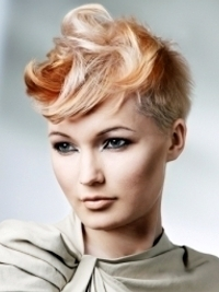 Colored Hair Highlights Ideas