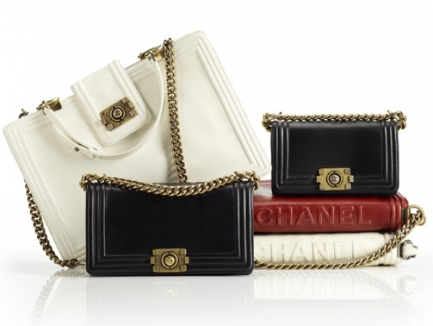 Chanel Bag Boy Collection