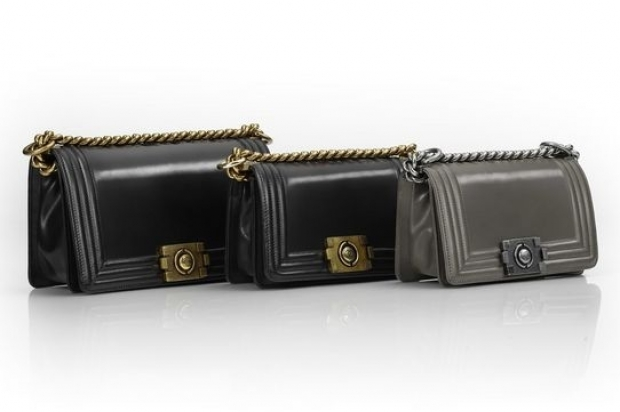 Chanel Boy Bag Collection