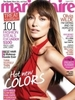 Olivia Wilde Covers Marie Claire August 2011 - Talks Divorce