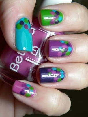 Super Stylish Nail Art Designs