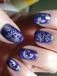 Ingenious Nail Art Designs