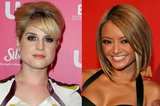 Kelly Osbourne and Tila Tequila