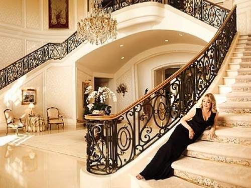 Candy Spelling Mansion