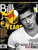 Bruno Mars Covers 'Billboard' Magazine
