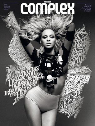 Beyoncé Covers Complex Magazine August/September 2011