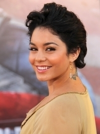 Vanessa Hudgens New Short Hairstyle Look