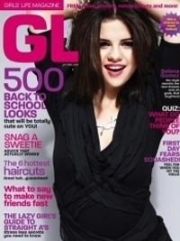 Selena Gomez Covers 'Girl's Life' Magazine