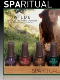 SpaRitual Wilde Fall 2011 Nail Polish Collection