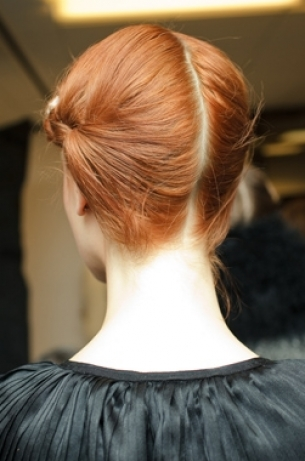 How to Style Milkmaid Braids
