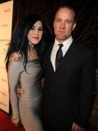 Kat Von D and Jesse James Split
