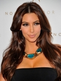 Kim Kardashian Has Incurable Skin Condition