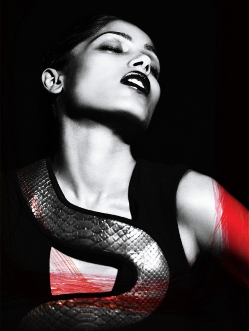 Freida Pinto Covers Interview Magazine August 2011