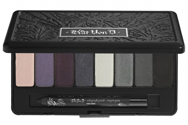 Kat Von D True Romance Eye Shadow Palette in Sinner