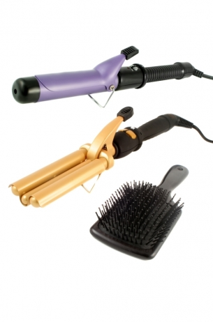 Styling Tools for Beach Waves