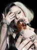 Lady Gaga Nail Art Designs 2011