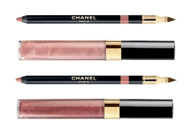Chanel fall amkeup collection 2011