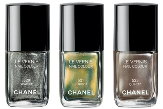 Chanel Fall 2011 Nail Polishes