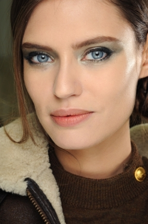 Chanel fall makeup