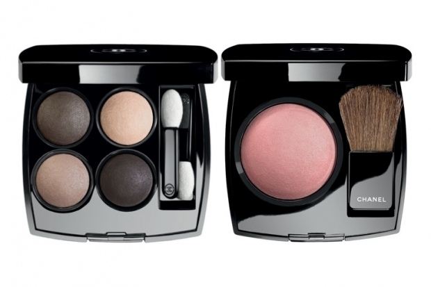 Chanel Fall 2011 Illusion dOmbres Makeup Collection