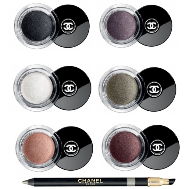Chanel Fall 2011 Eyeshadows