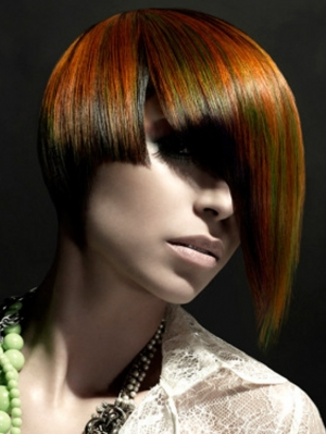 Colorful Hair Color