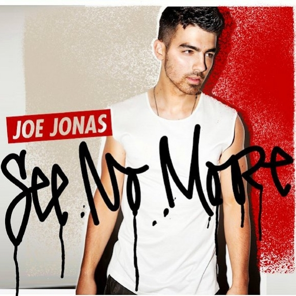 Joe Jonas See No More Single Cover