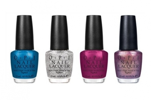 OPI Miss Universe Nail Polish Collection