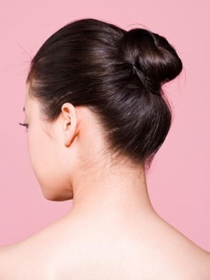 Bad Hair Day Ballerina Bun