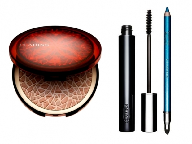 Clarins Mosaique Summer 2011 Makeup