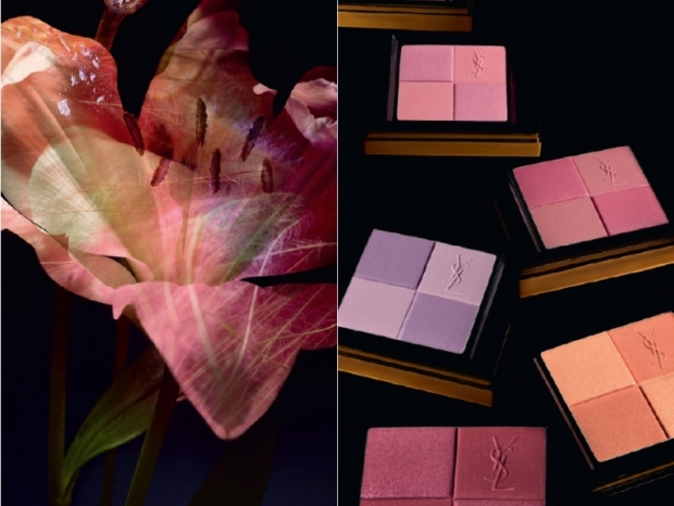 Yves Saint Laurent Fall 2011 Makeup Blushes